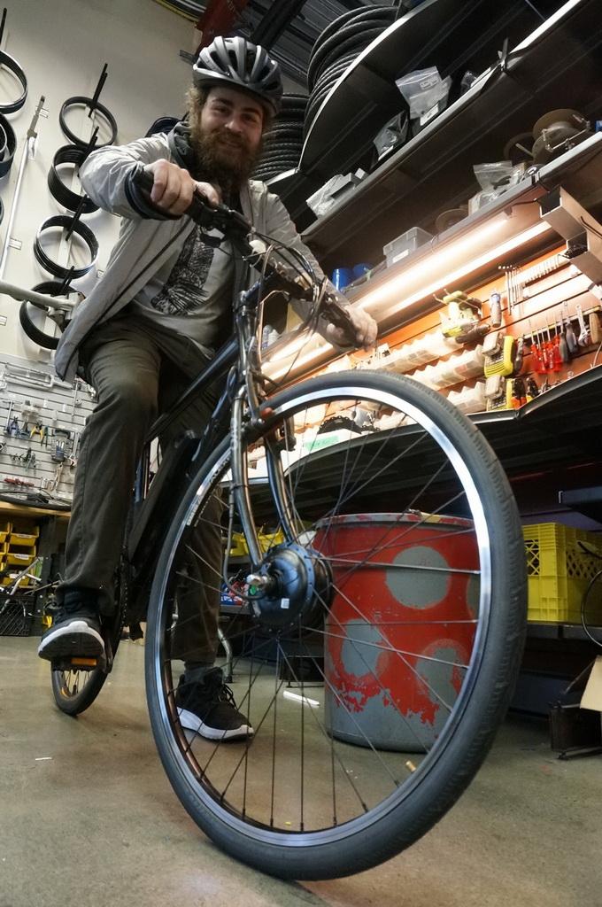 Bisikleti Kolayca Elektikli Bisiklet YApmak