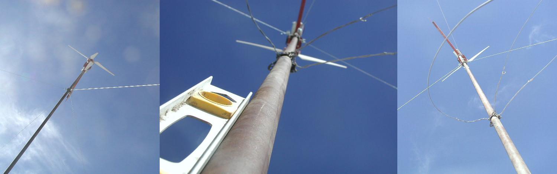 Rüzgar Jeneratörü Kulesi